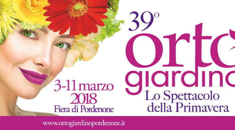 Geel Floricultura partecipa a Ortogiardino presso Pordenone